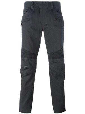 Balmain Biker denim jeans 機車牛仔褲 丹寧 W30