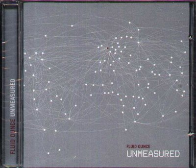 八八 - Fluid Ounce - Unmeasured - CD - NEW Zero DB Carmel De