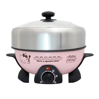 佳佳玩具 --- 正版授權 Hello Kitty KT OT-520-1 KT電火鍋 電鍋【37E5-162201】