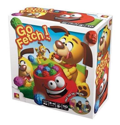 骰子人桌遊-(附中規)Go Fetch 狗狗撿球大賽