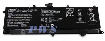☆【全新華碩 ASUS C21-X202 原廠電池】ViewBook S200 S200E X202E Q200E