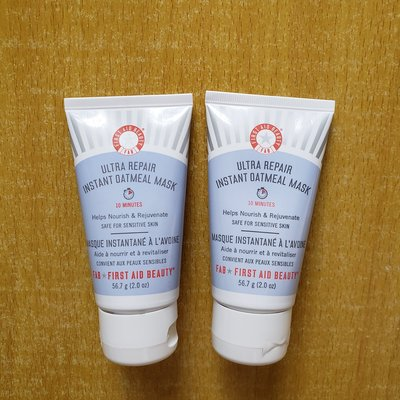 First Aid Beauty ULTRA REPAIR INSTANT OATMEAL MASKFAB修復燕麥面膜