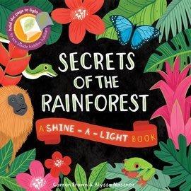 【大衛】Secrets of the Rainforest(發光書)