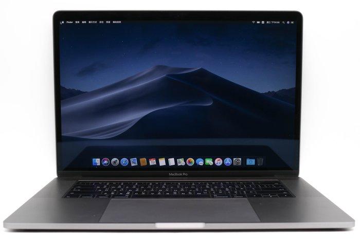 【高雄青蘋果3C】MacBook Pro 15吋 I7 2.7G 16G 512G HD530 中古筆電 #39215