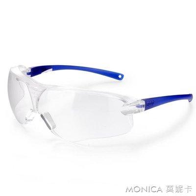 防護眼鏡騎行防塵防霧防風沙護目鏡勞保防飛濺透明防風眼鏡男女