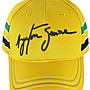 Ayrton Senna 洗拿安全帽車手帽