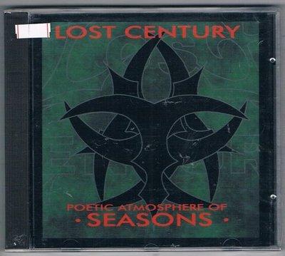 [鑫隆音樂]西洋CD-LOST CENTURY:POETIC TMOSPHERE OF SEASONS / 全新