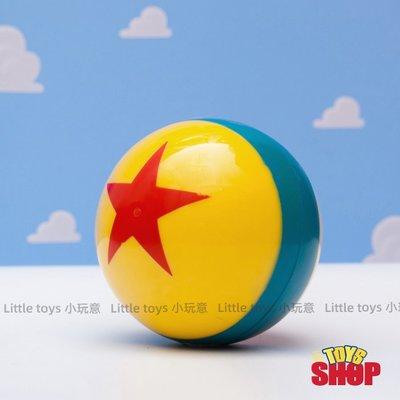 滿199發貨~~正版日本老货经典绝版玩具皮克斯小球微弹力球拍摄道具场景摆件