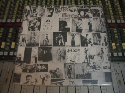 ROLLING STONES EXILE ON MAIN ST 2LP黑膠唱片(PINK FLOYD.QUEEN