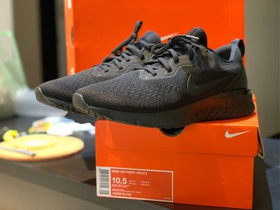 Nike全黑Odyssey React