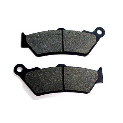 Volar Brake Pads-VBP151 BMW K1600 GTL 11-14 後輪