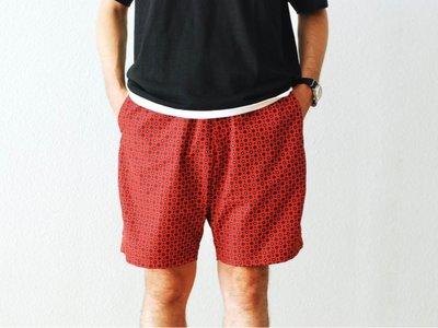 Needles Swim Short 圖騰短褲 。太陽選物社