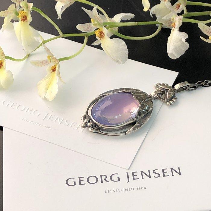 【小麥的店】售完,可訂*GEORG JENSEN 喬治傑生 #54 紫丁香