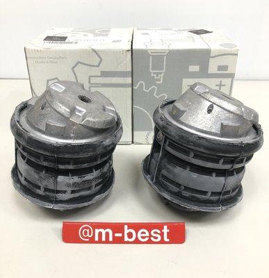 BENZ W203 M112 2000-2007 原廠.引擎腳x2 (=改良品.束腰 套餐組) 2032411313