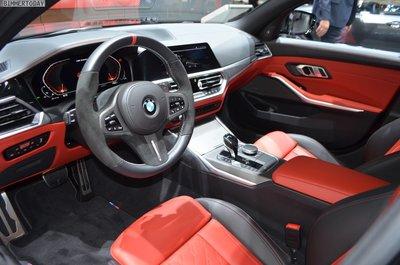 【歐德精品】德國原廠BMW M Performance 方向盤 麂皮方向盤 G20 G21 F40 F44 G29