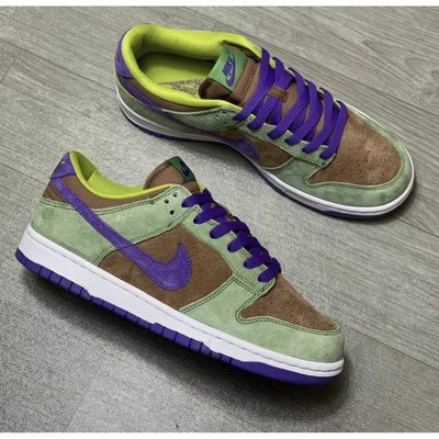 """全新爆款 Nike Dunk Low """"Veneer"""" 棕綠 醜小鴨 休閒鞋 板鞋 DA1469-200 現貨"""