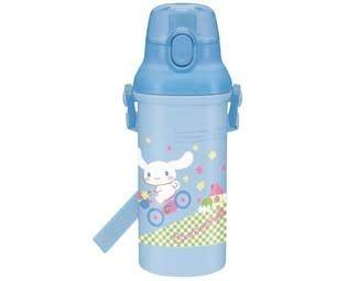 *凱西小舖*日本進口日製三麗歐正版大耳狗喜拿直飲式水壺*480ml