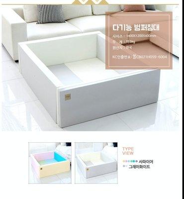 BabyWeather韓國代購 售價含運Caraz正品城堡圍欄140x120x40cm 遊戲池  直寄到府