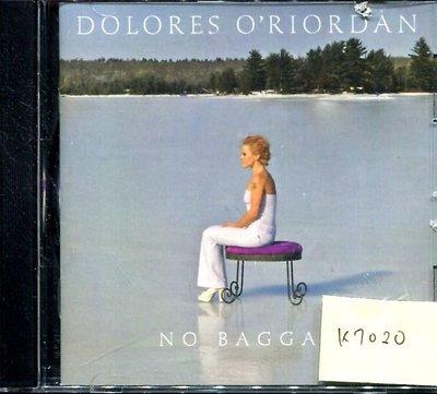 *真音樂* DOLORES O'RIORDAN / NO BAGGAGE 二手 K7020 (封面底破)  (大降價.下標賣3)