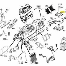 BENZ W211 鼓風機馬達總成  鼓風機馬達 冷氣馬達 冷氣風扇 風速馬達 8EW009159-601
