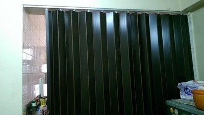 節省用電擋冷氣 85mm PVC塑膠拉門