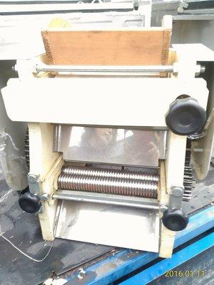 桌上型壓麵切麵條機 製麵機拍賣