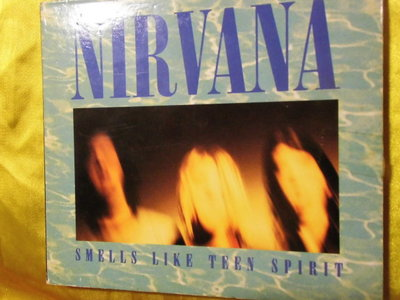 Nirvana超脫Smells Like Teen Spirit/Drain You/Even in His Youth