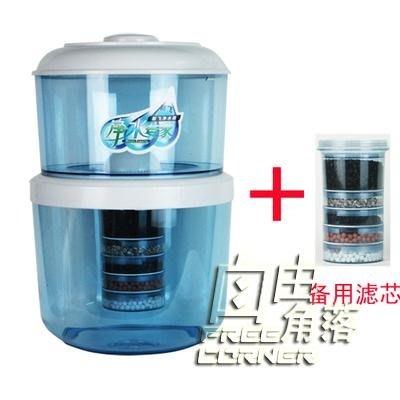 凈水桶飲水機用自來水直飲過濾桶凈化凈水器家用商用通用12L【樂購大賣家】