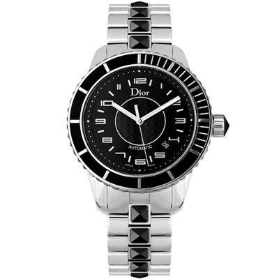 Dior Christal 男性機械錶