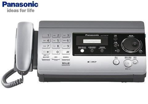 【KX-FT516】Panasonic 感熱紙傳真機 KX-FT516TW 【送傳真紙*2】2年保固