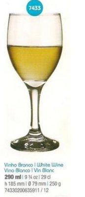 290ml  nadir  7433  紅酒  高腳 玻璃杯 12入