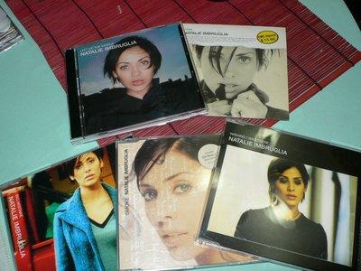 首張專輯CD+絕版單曲4張,Natalie Imbruglia 娜塔莉成名曲TORN 葛萊美獎最佳新人