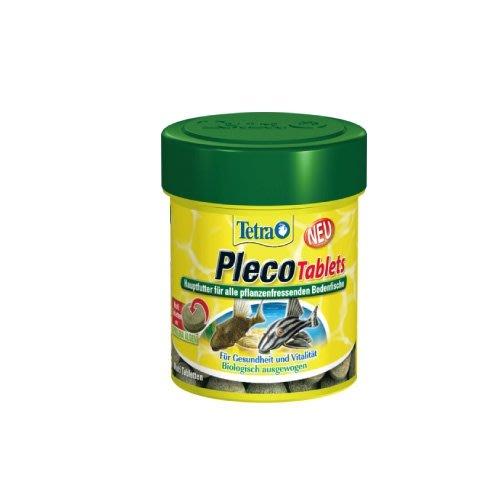 魚樂世界水族專賣店# 德國 Tetra Pleco Tablets 異型錠狀飼料 120錠