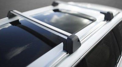 Volvo 富豪 原廠 選配 純正 部品 XC90 2016+ 鋁合金 車頂架 橫桿 行李架 旅行風