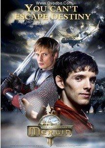 【梅林傳奇Merlin】1-5季 10碟DVD