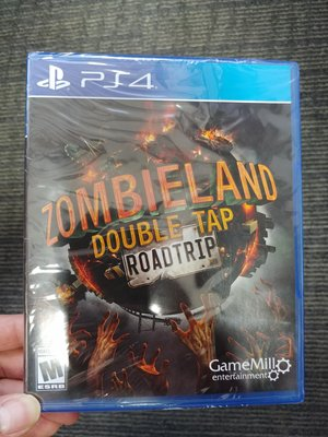 PS4 Zombieland Double Tap