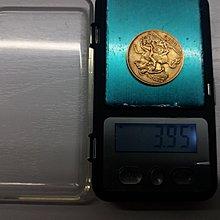 1910 英國半So約4克金幣共一枚(5元平郵)