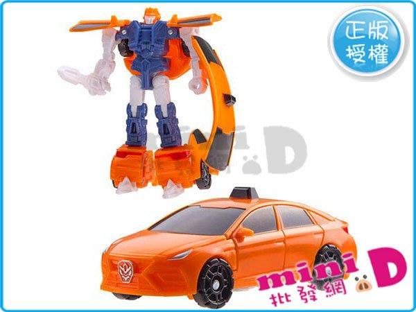 Taxi亞提 (迷你) 衝鋒戰士 #32494 Carbot 變形 機器人 玩具【miniD】[145195057]