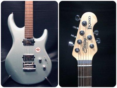 【又昇樂器 . 音響】Sterling by Musicman LK100D Luke 簽名款 電吉他 含原廠琴袋