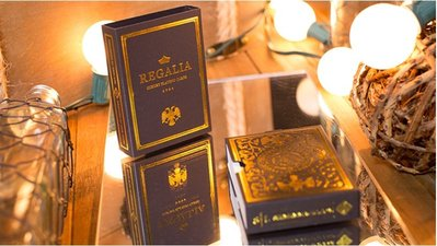 【USPCC撲克】Regalia Playing Cards S103049176