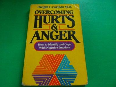 大熊舊書坊- Overcoming Hurts and Anger -東11