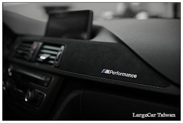 【樂駒】BMW M Performance 內裝飾板 Alcantara Carbon  F30 F31 F34 F36