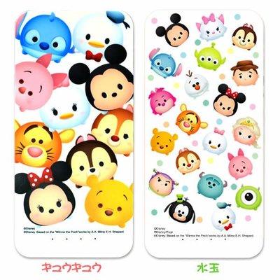 尼德斯Nydus~* 日本正版 迪士尼 TSUM Q版 6000mAh 安卓 iPhone 6/6S 行動電源