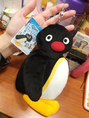 原裝日本 超可愛 企鵝 Pingu Pinga 公仔形 卡套 散子也 八達通套 Card Case
