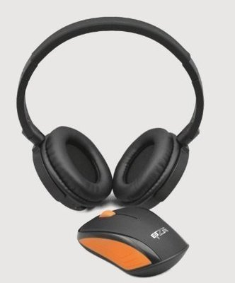 2.4G 無線滑鼠耳機套包 2.4G 無線耳機58