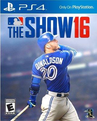 PS4 MLB The Show 16 Standard Edition 普通美版