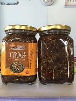 apple小舖澎湖名產天人菊(丁香魚醬)特價230元【團購超夯】附提袋