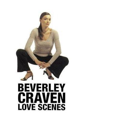 《絕版專賣》Beverley Craven 碧佛莉克萊文 / Love Scene 愛的場景 (歐版.無IFPI)