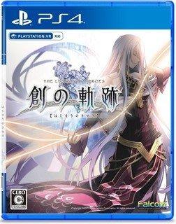 【勁多野】現貨供應 PS4 英雄傳說 創之軌跡 中文版