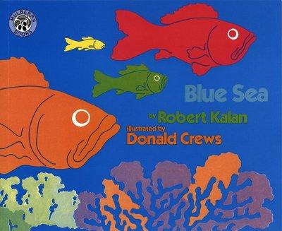 ~小貝比的家~BLUE SEA 平裝 3~6歲 教學繪本 句型練習